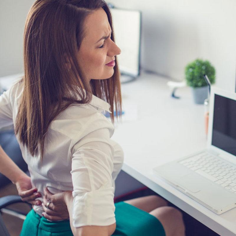 Advice on Desk Posture