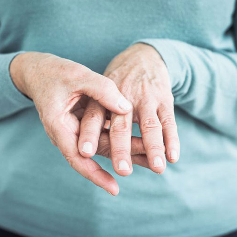 6 Signs of Gout or Pseudogout