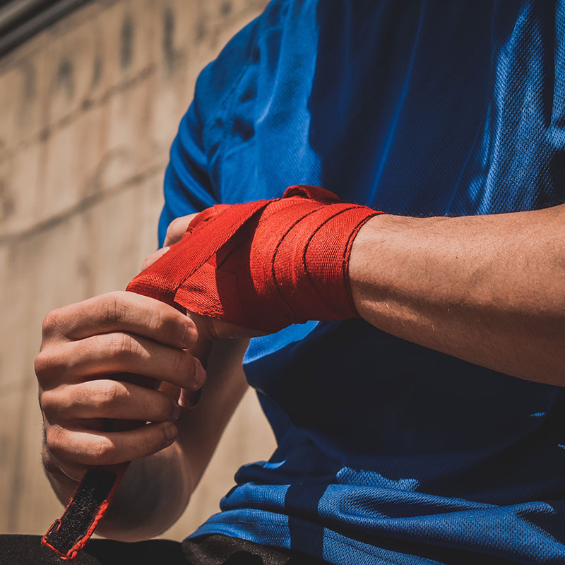 Guide to Boxing Wraps